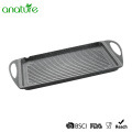 Marble Coating Die Cast Non Stick Grill Pan