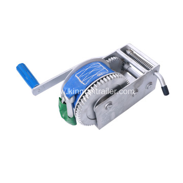 Australian Hand Crank Winch For Boat Trailer
