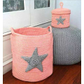 Good-looking Knitted Storage Box