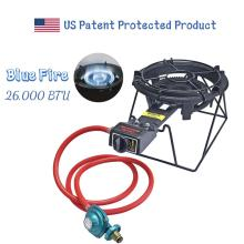 26000 BTU Outdoor Low Pressure Camping Burner Stove