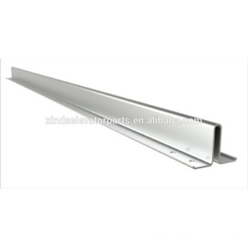 Hollow Guide Rail for elevator spare part