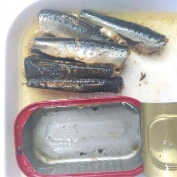Club Can Sardines in Vegetable Oil