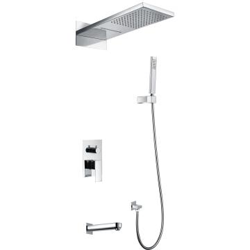 Concealed Shower Mixer Valve Overhead Kit