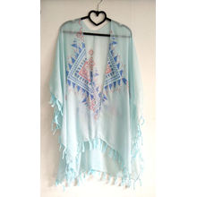 Ladies Printing Summer Wrap