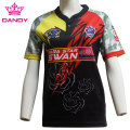 Multi Color Durable Rugby Shirts