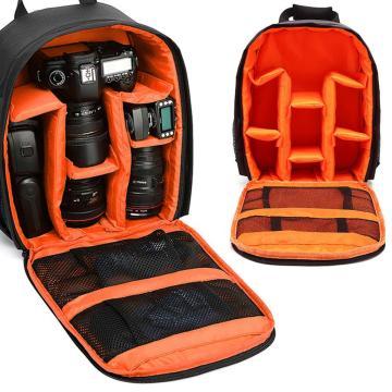 Multi-functional Camera Backpack Video Digital DSLR Bag Waterproof Outdoor Camera Photo Bag Case for Nikon/Canon