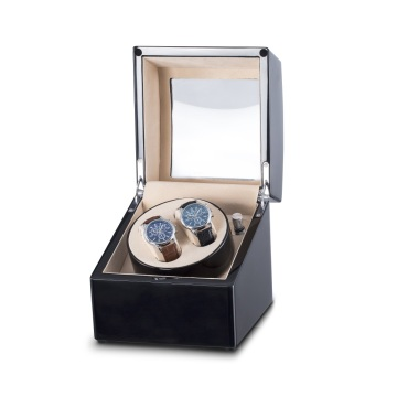 one rotor watch winder with circle rubber cup