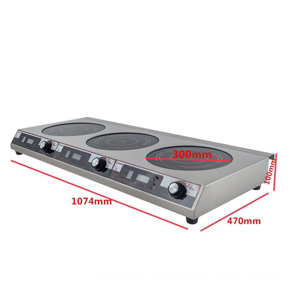 cooktop induction portable