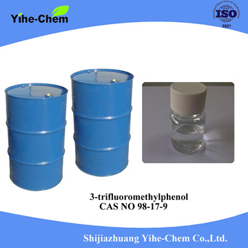 Pesticide intermediate 3-Trifluoromethyl phenol 99%