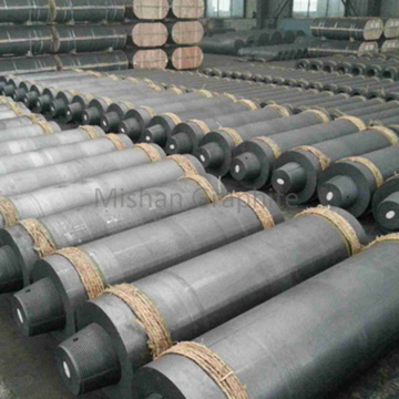 Uhp Steel Making Graphite Electrode EDM