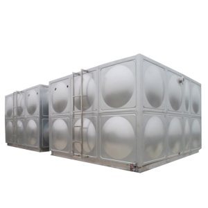 New Technology Stainless Steel Sintex Water Tank