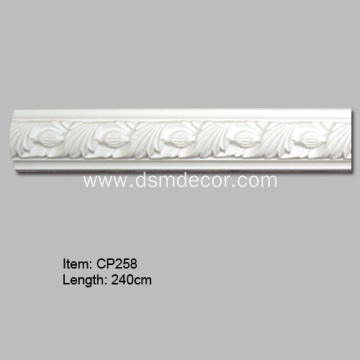PU Foam decorative Panel Moulding