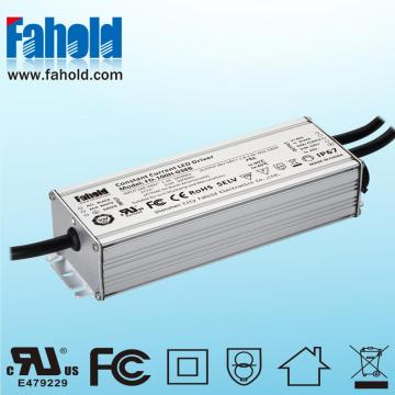 2600mA 100W IP67 Constnat actual LED Driver