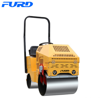 New Type Ride-On Double Drum Vibratory Road Roller