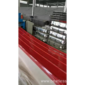Corrugated Steel Color Tile For Roofing Sheet