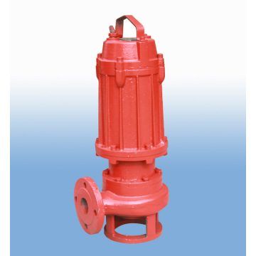 WQ Series DC Non-clogging Sewage Submersible Sea Water Pump