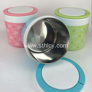 Leak Proof Stainless Steel Food Container Set