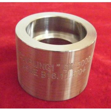 ANSI B16.11 SOCKET-WELDING AND THREADED HALF COUPLING