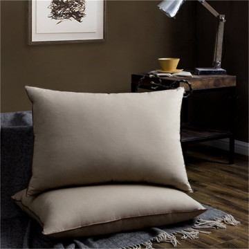 Luxury 100% Cotton Down Pillow For Sleeping