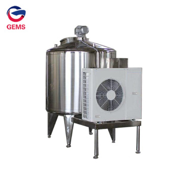 Milk Pasteurizing and Cooling Tank for Sale