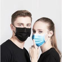 Surgical mask protective 3 ply face mask factory