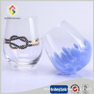 new designed drinking glass cup whiskey glasses