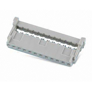 2.54mm IDC Single Row  Connector