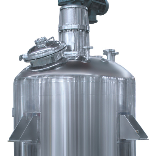 Stainless Steel Chemical Industrial Reactor With Jacket