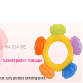 Baby Safety Teething Toy BPA Free Silicone Teether