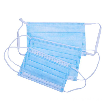 3ply Non Woven Protective Disposable Face Mask