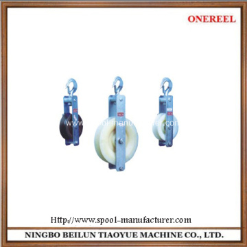 Widely used wire rope sheaves factory