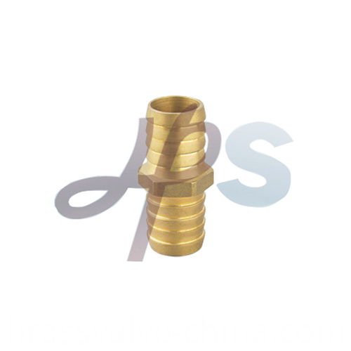 Brass Straight Flare Coupling H744