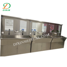 Hospital Stainless Steel Hand Washing Surgical Sink