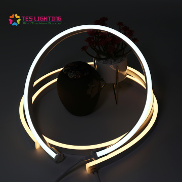 outdoor linear neon led strip lights