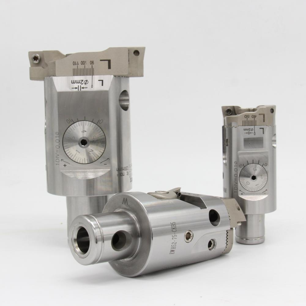 Integrated High-precision Finish Boring Head