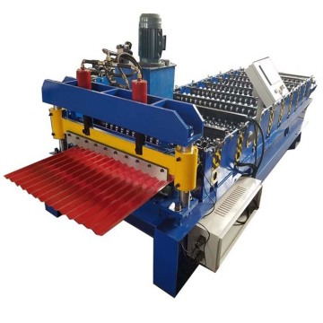 Corrugated Sheet Roofing cold Roll Forming Machine