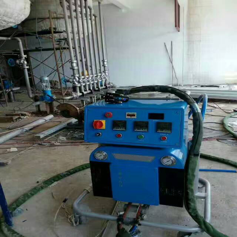 polyurea spray coating machine