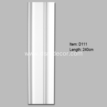 Interior Pilaster Columns with 9.3cm Width