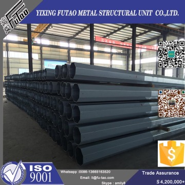 Hot Rolled Steel Electricity Power Pole