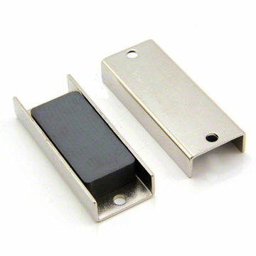 Ceramic Latch Channel Assembly Magnet