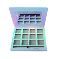 cardboard packaging eyeshadow face powder palette