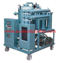 Waste Hydraulic Oil Filtration System