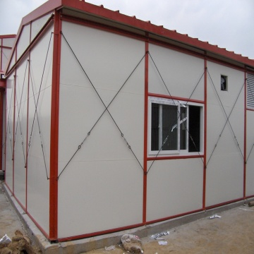 Prefabricated Home Economic Temporary Perfab Kit Set Houses