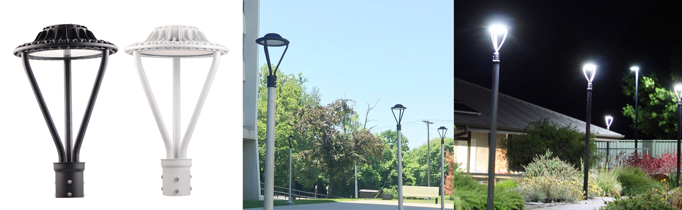 Led Garden Lamp Post (6)