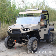 4 * 4 2 places UTV / VTT (10.5KW)