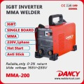 Hot sell DC Inverter MMA200 Welding Machine