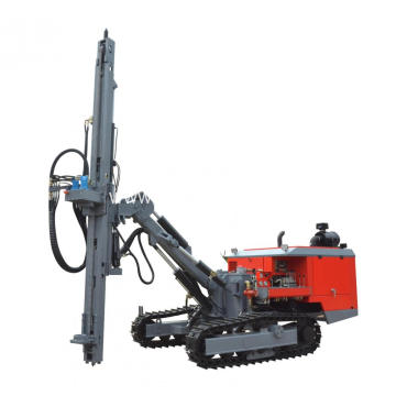 Dia. 95-140mm Quarry Mining DTH Drilling Rig
