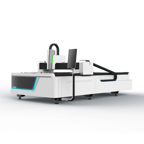 2000w 1000w Fiber Cnc Laser Cutting Machines For Metal Sheet