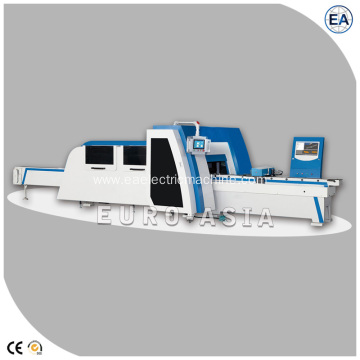 Hydraulic CNC Busbar Punching And Shearing Machine