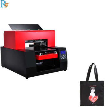 Photo Canvas Bag Cloth Printer Machine